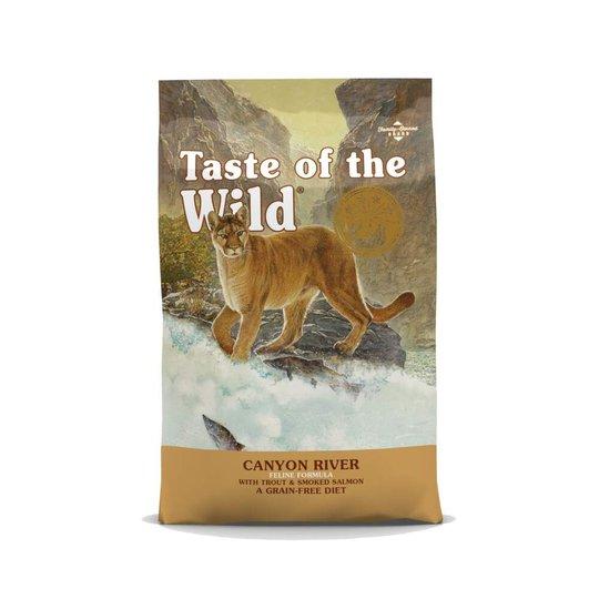 Taste of the Wild Cat Canyon River Feline Trout (2 kg)