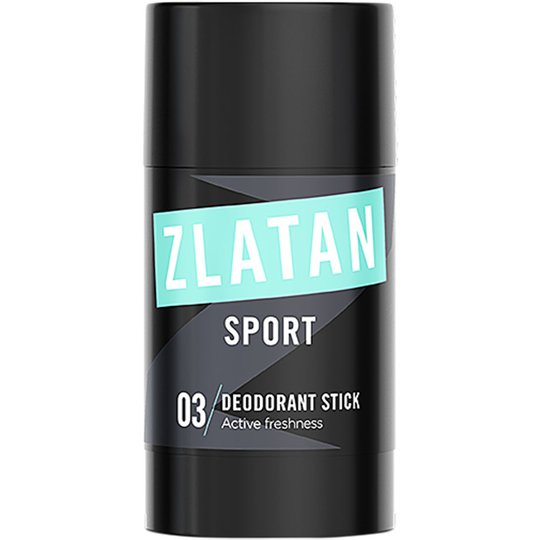 Zlatan Sport Deodorant Stick, 75 ml Zlatan Ibrahimovic Parfums Deodorantit