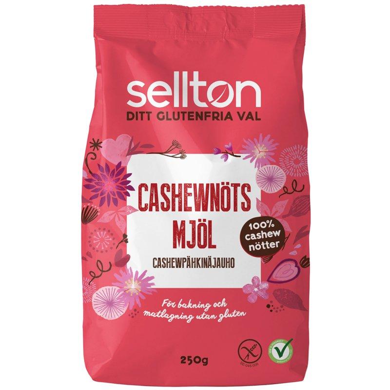 Cashewpähkinäjauho 250g - 63% alennus