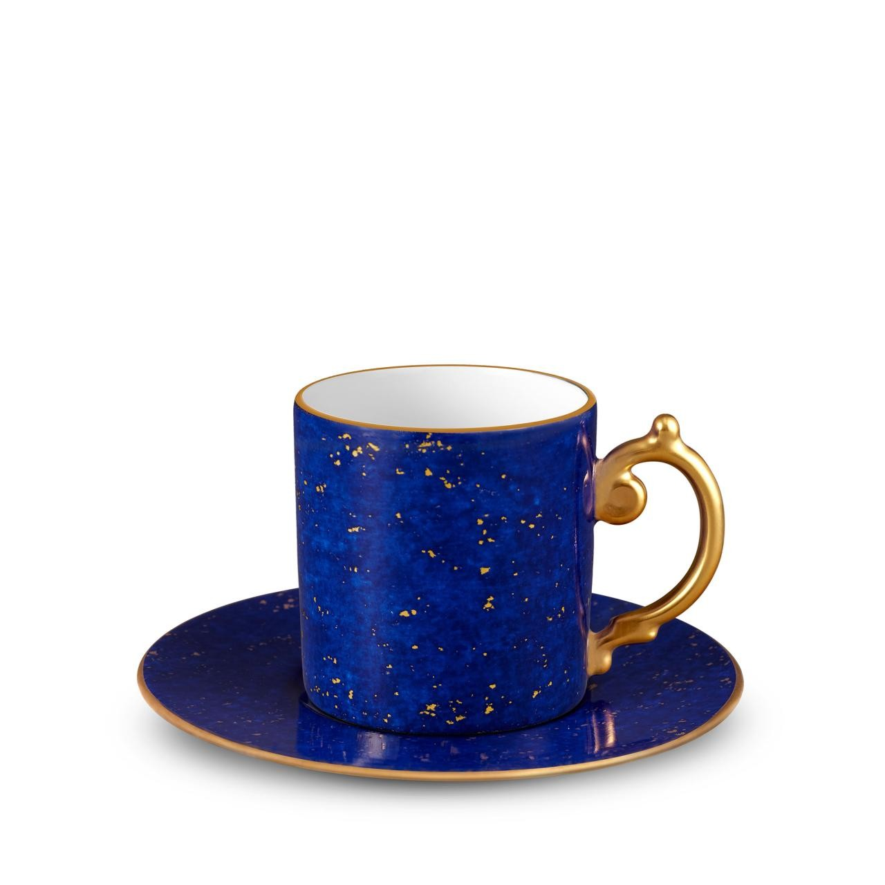 L'Objet I Lapis Espresso Cup + Saucer