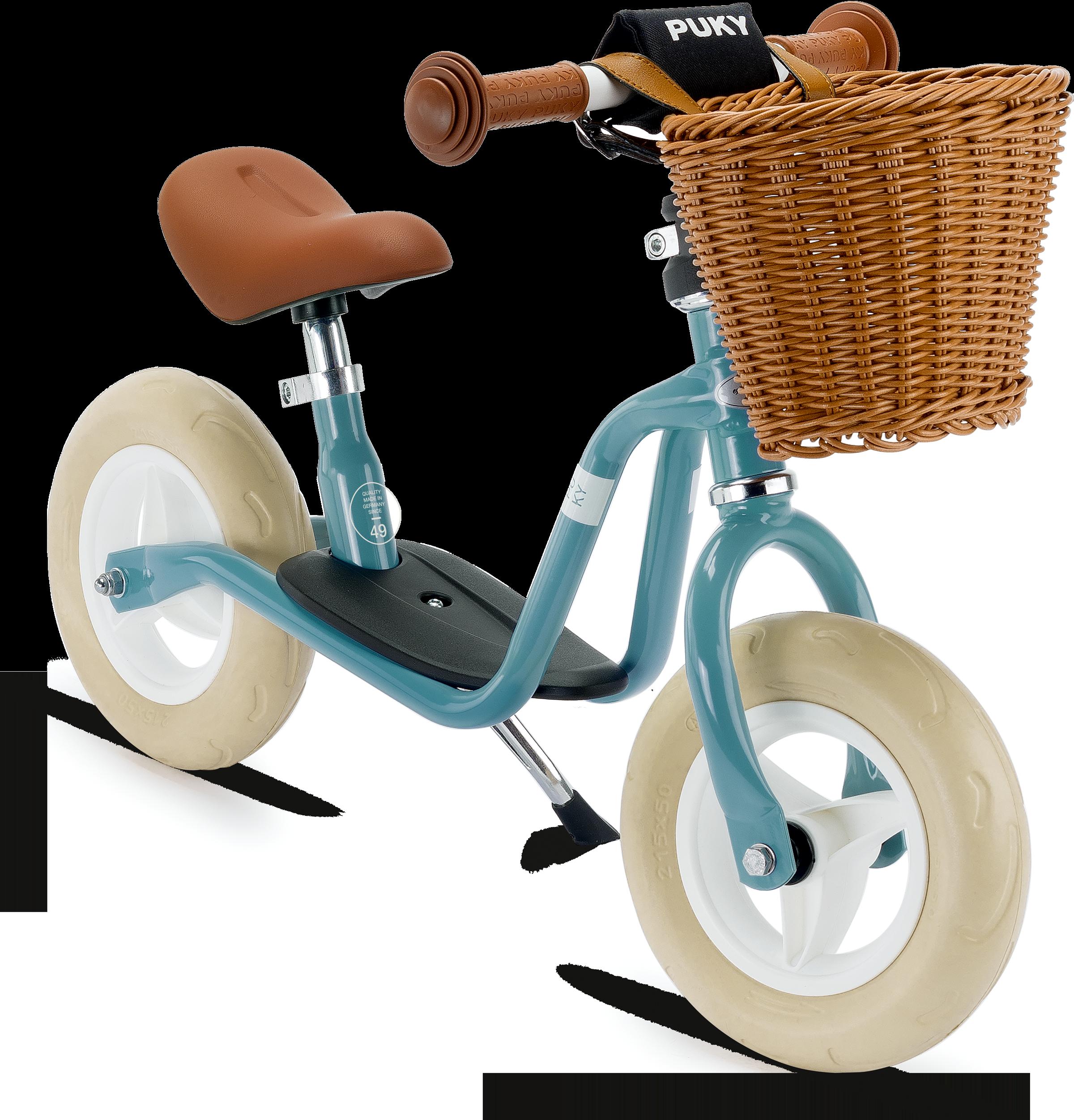 PUKY - LR M Classic Balance Bike - Pastel Blue (4095)