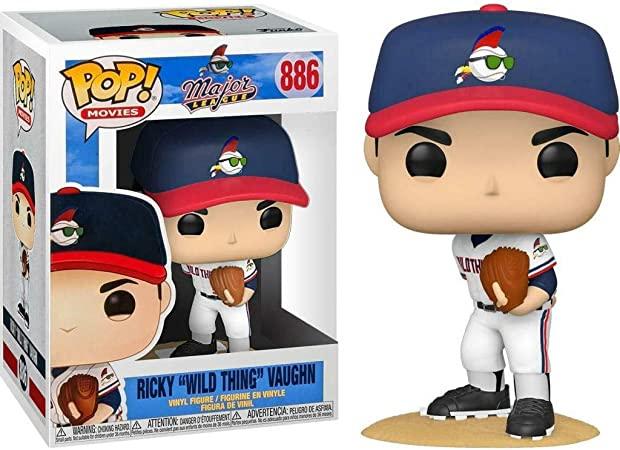 Funko! POP - VINYL Major League Ricky Vaughn (45399)