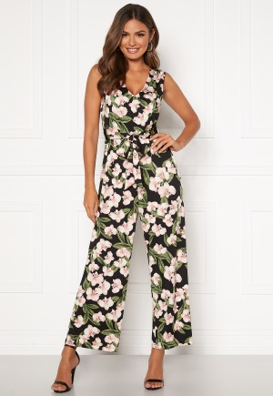 Happy Holly Celine sleeveless jumpsuit Floral 44/46
