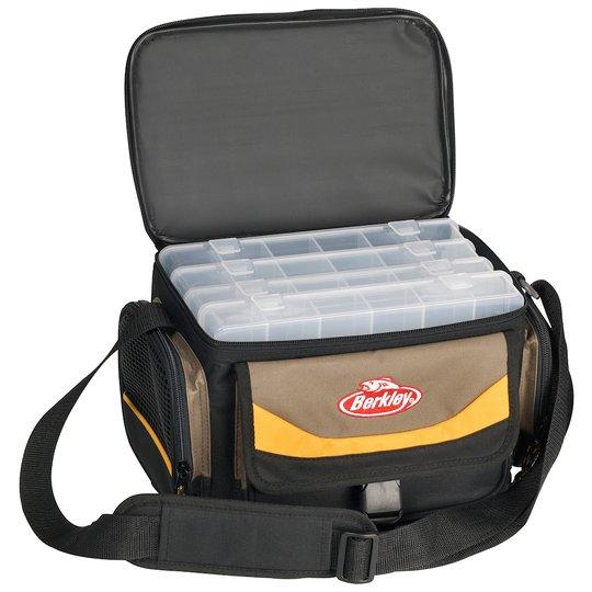 Berkley väska för betesaskar