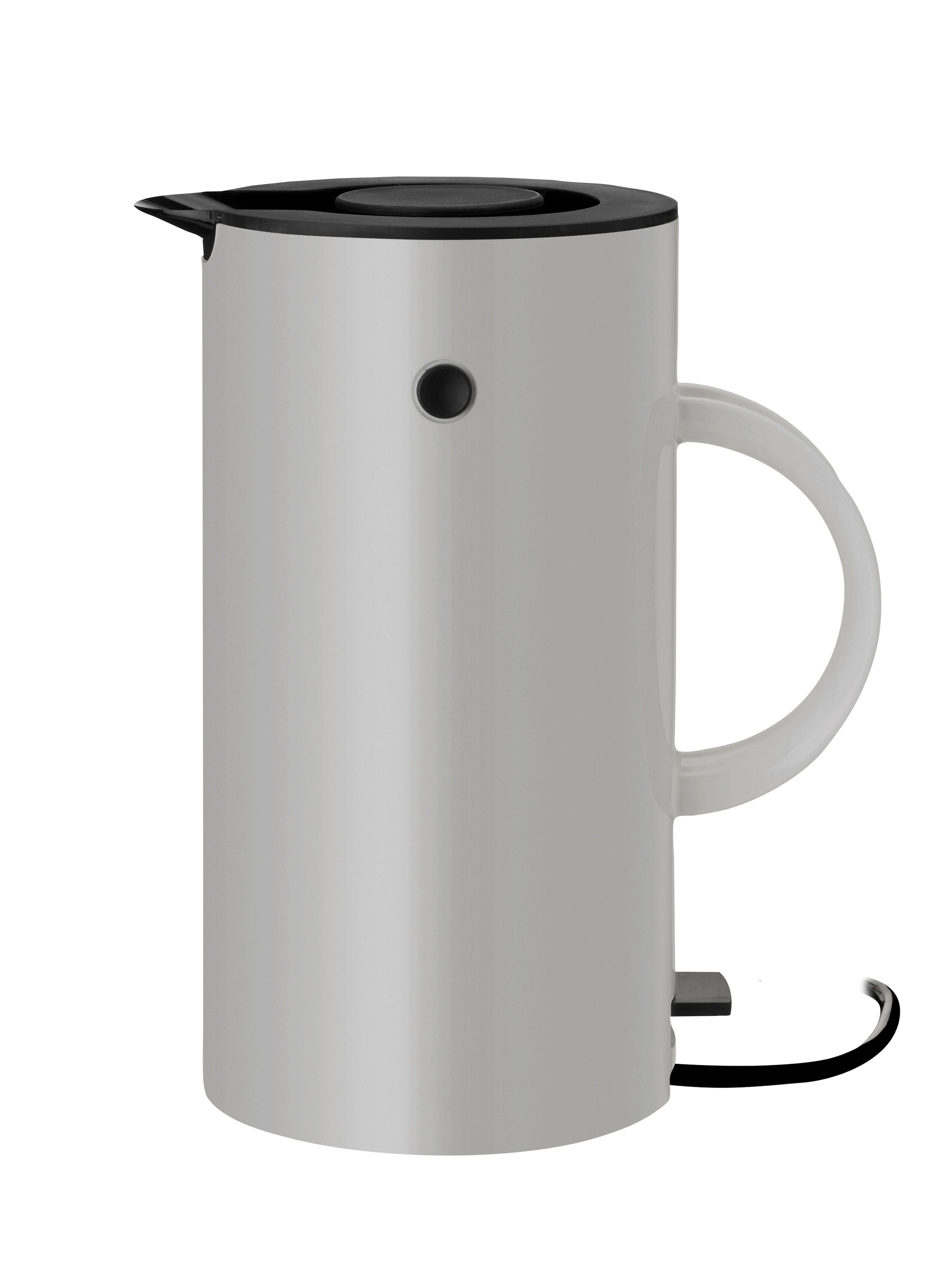 Stelton - EM77 Electric Kettle 1,5 L - Light Grey (890-2)
