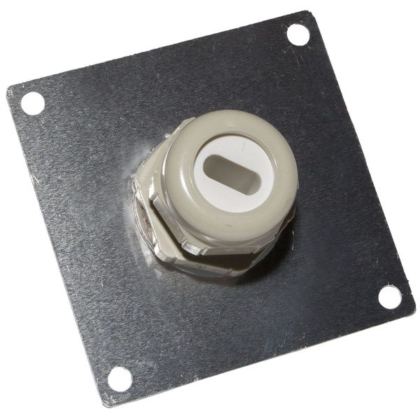 Ebeco 8935066 Gjennomføring for varmekabelen ELSR-H, 70 x 70 mm