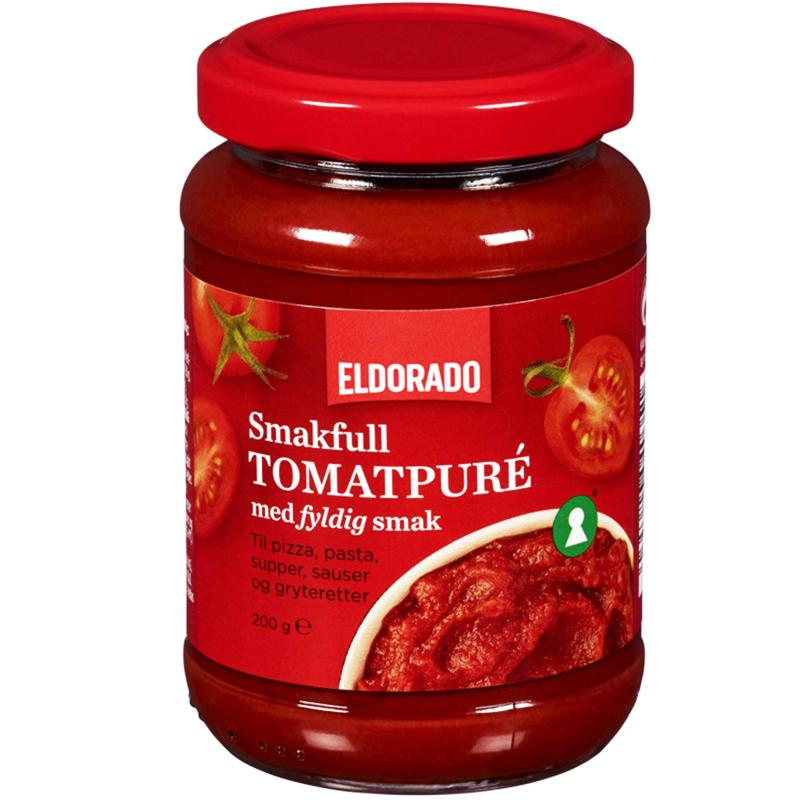 Tomatpuré - 22% rabatt