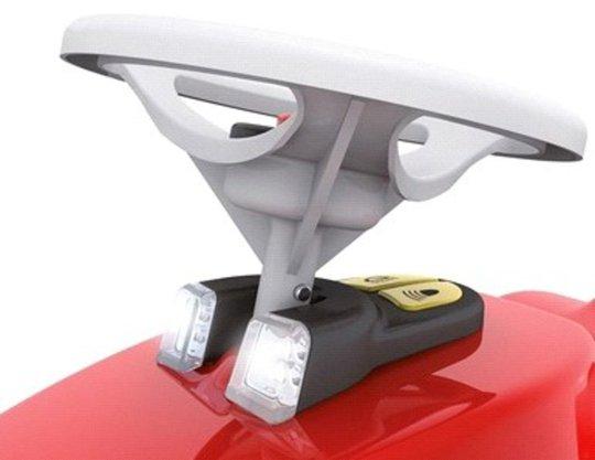 BIG Bobby Car LED-lys