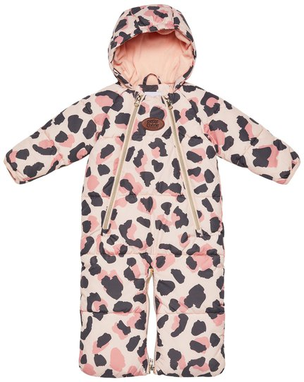 Petite Chérie Blanche 2-in-1 Babydress Leo, Pink