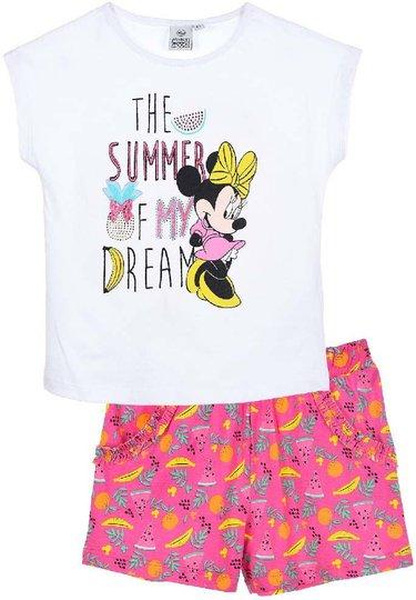 Disney Minni Mus Sett, White, 3 År