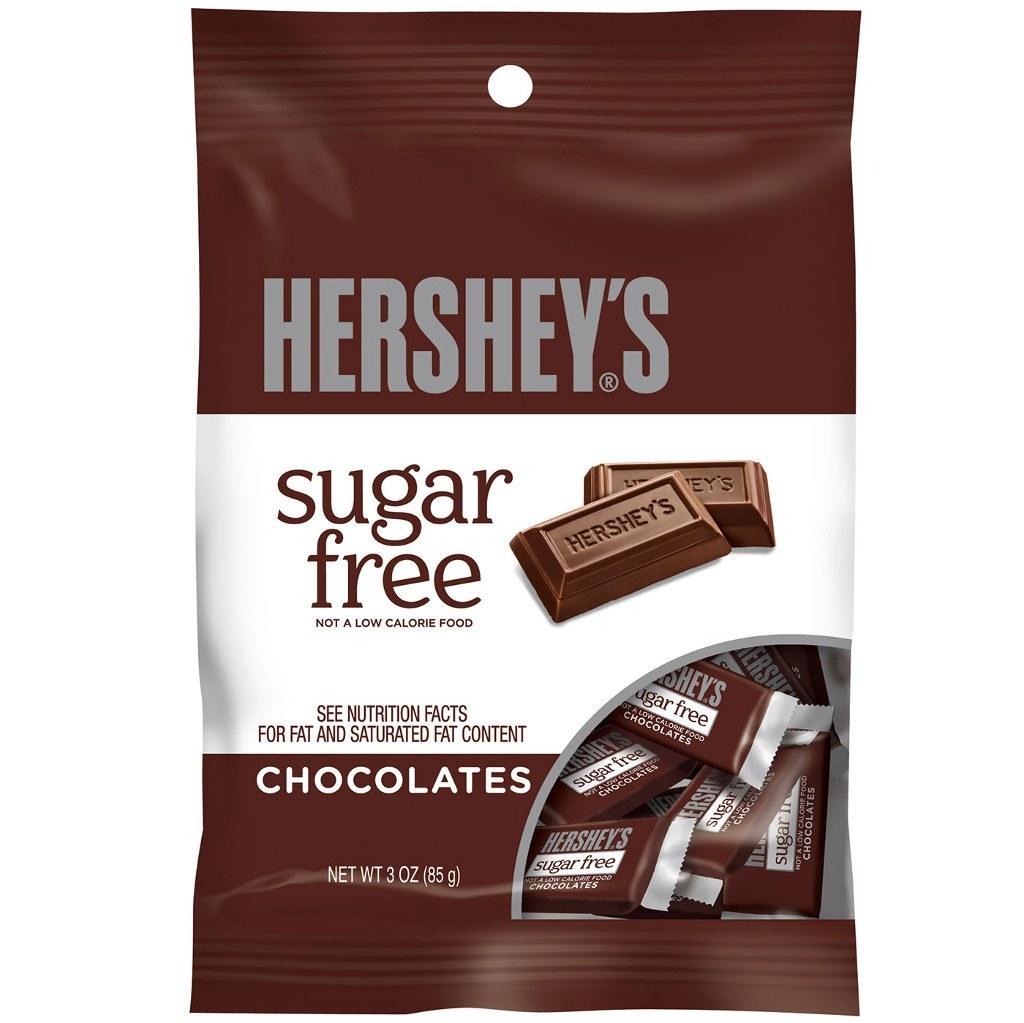 Hersheys Sugar Free Chocolates 85g
