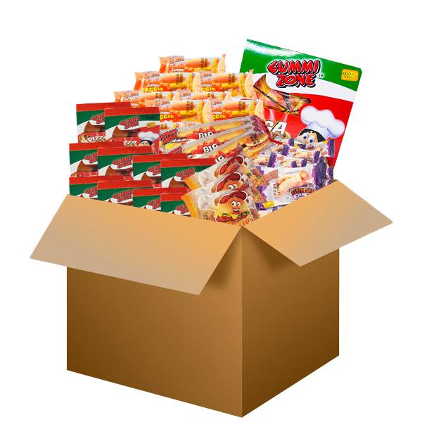 Fast Food Boxen