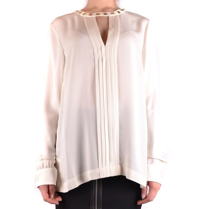 Michael Kors Women's Top White 161521 - white L