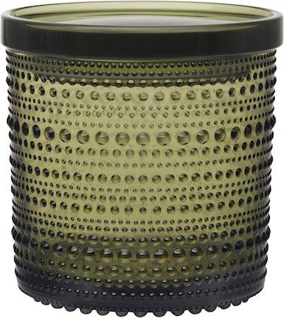 Kastehelmi Boks 116x114 mm Mosegrønn