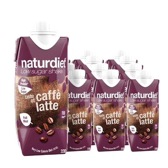 Måltidsersättning Shake Caffè Latte 12-pack - 20% rabatt