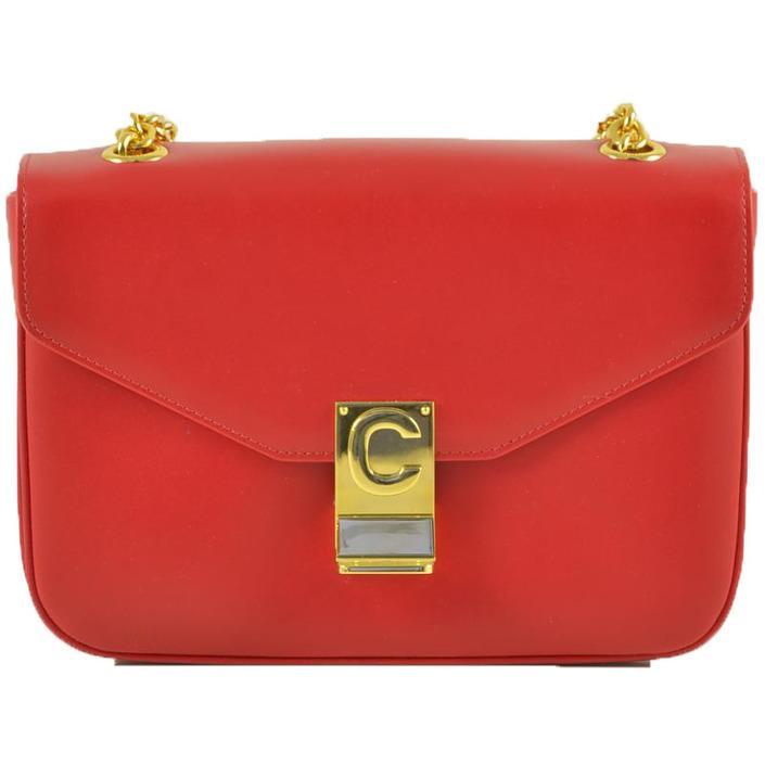 Celine Women's Bag Red 321680 - red UNICA