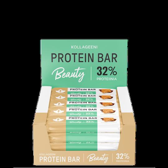 24 x Kollagen Beauty protein bar, 30g