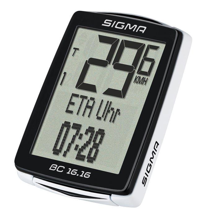 Sigma BC 16.16 STS, Cykeldator