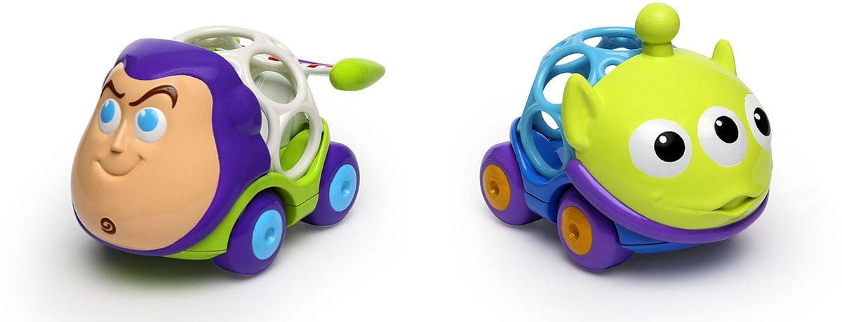 Oball Go Grippers Bilar Toy Story Buzz