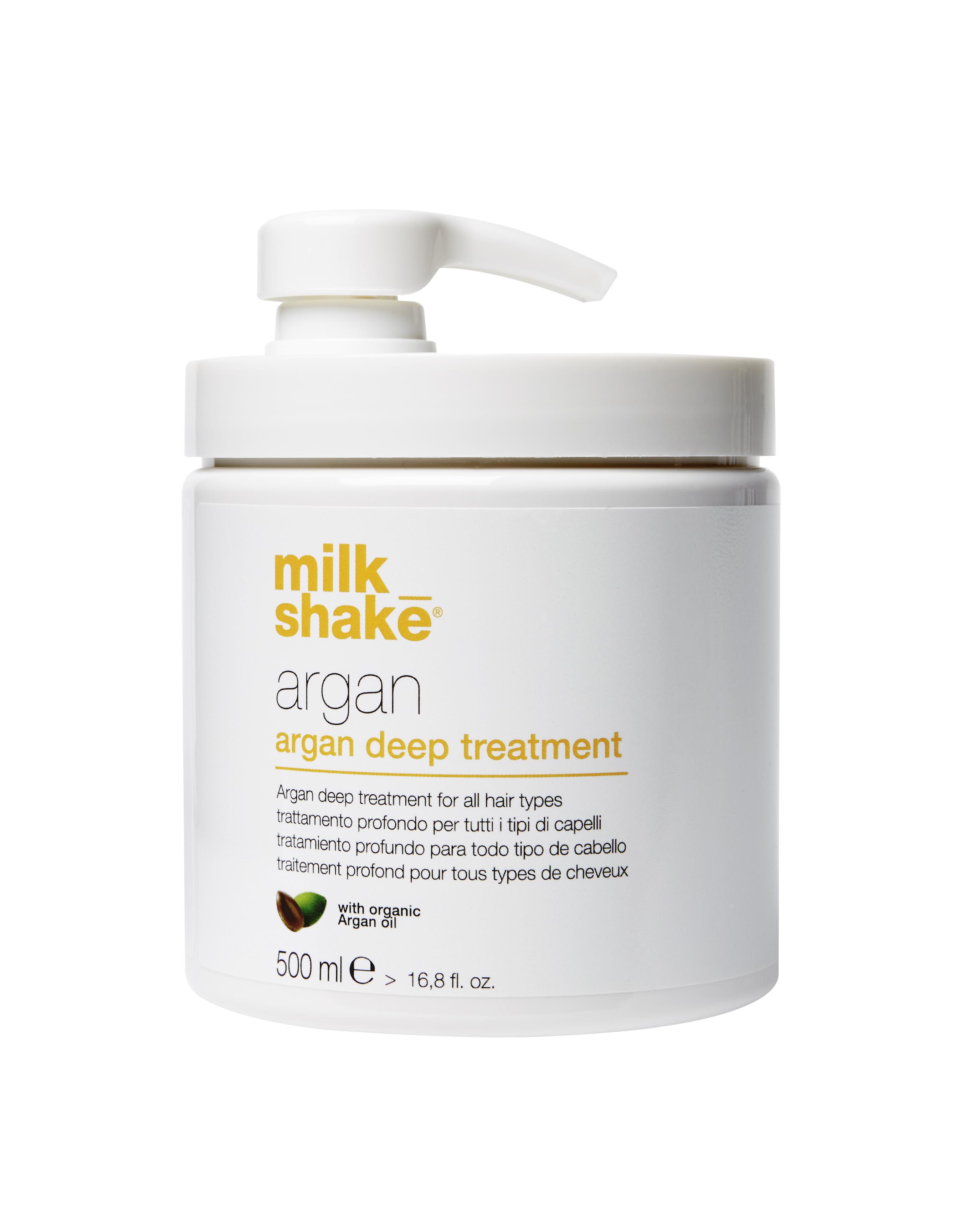 milk_shake - Argan Oil Deep Treatment 500 ml