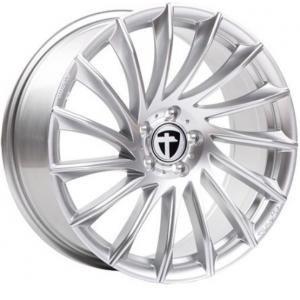 Tomason TN16 Silver 7.5x17 5/112 ET37 B66.6