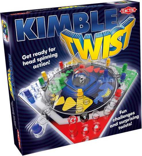 Tactic Spill Kimble Twist