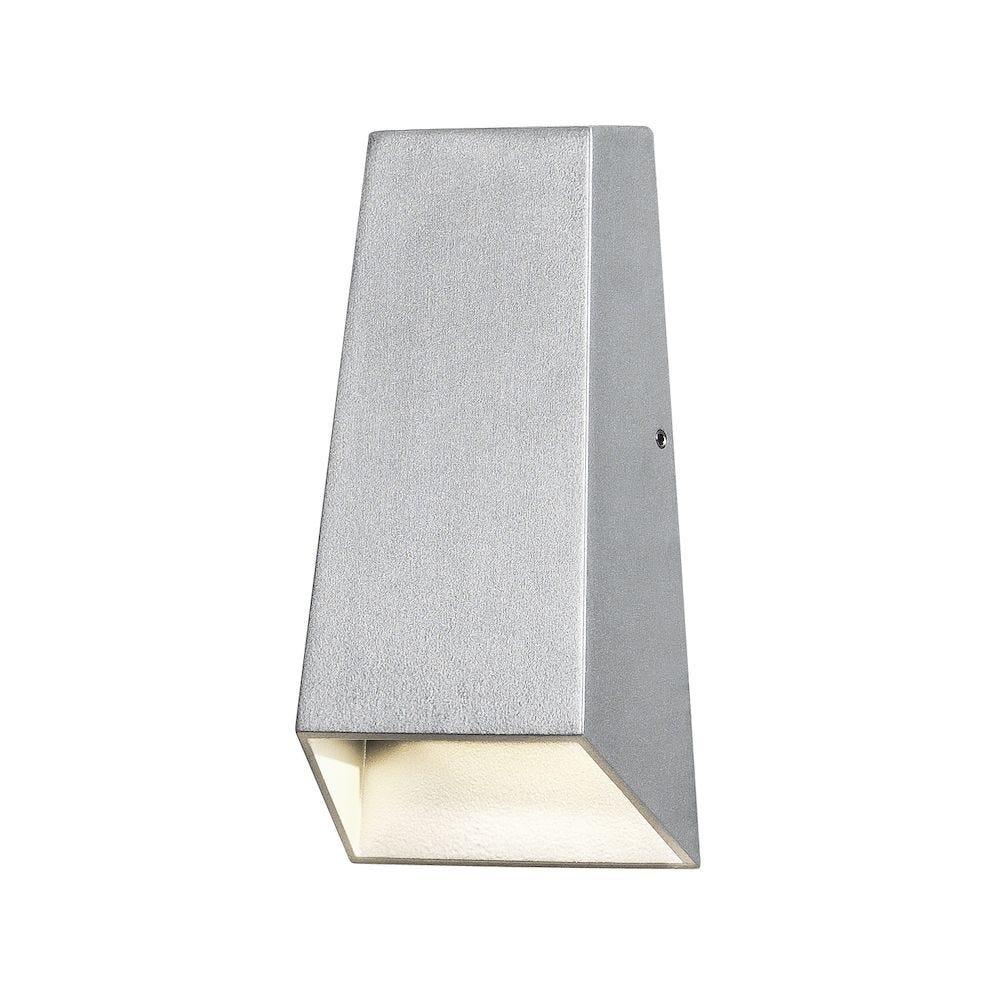 Konstsmide Vegglampe Imola 2x3w High Power LED Aluminium