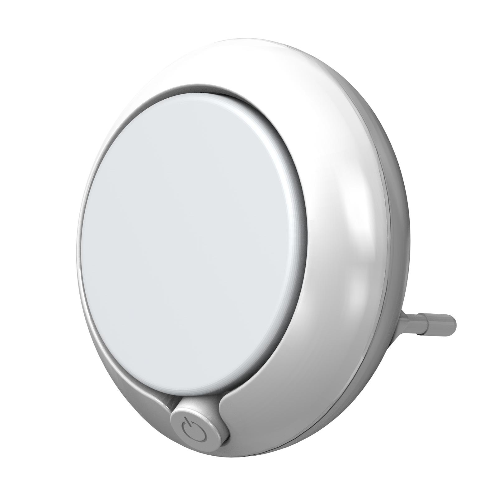 LEDVANCE Lunetta Round White -LED-yövalo