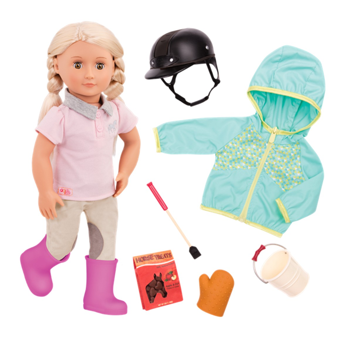 Our Generation - Tamera luxury doll (731192)