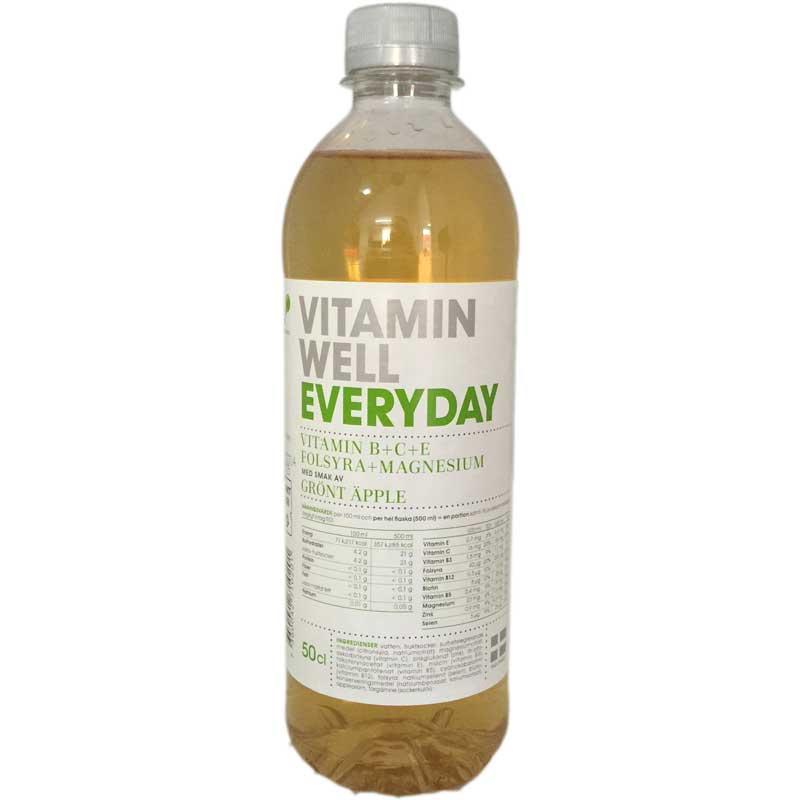 Vitamin well Everyday - 75% rabatt