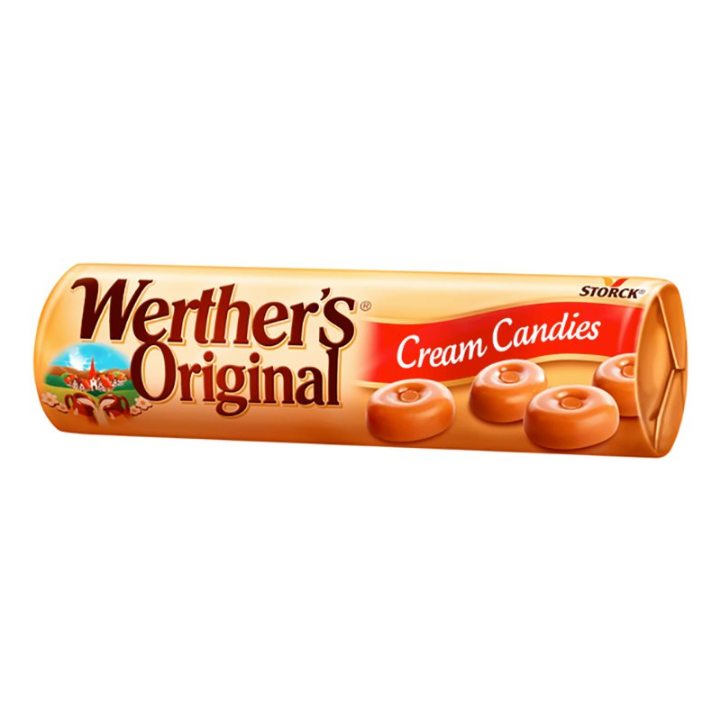 Werthers Original Rulle - 1-pack