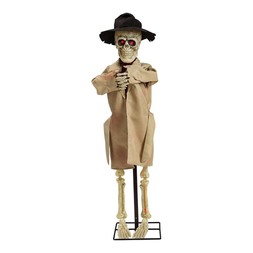 Halloween Flashing Skeleton 100 cm (96068)