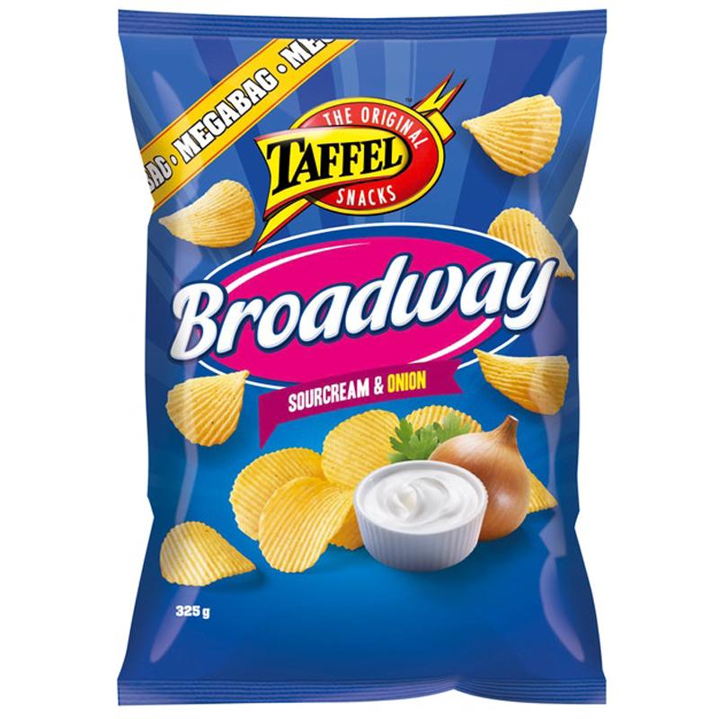 Taffel Broadway - 32% alennus