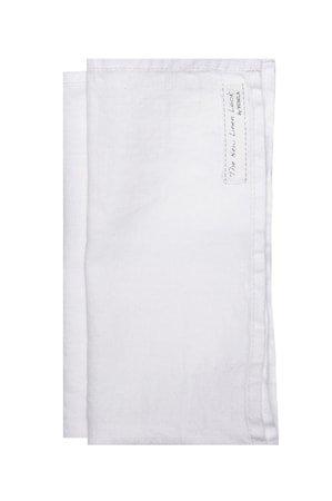 Sunshine Serviett White 45x45 cm