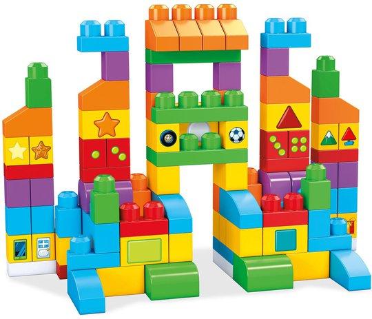 Mega Bloks Byggesett Let's Get Learning