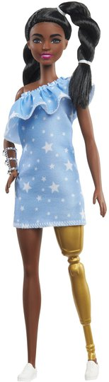 Barbie Fashionistas Dukke 146