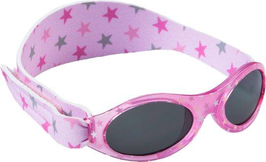 Dooky Solbriller, Pink Star, 0-2 År