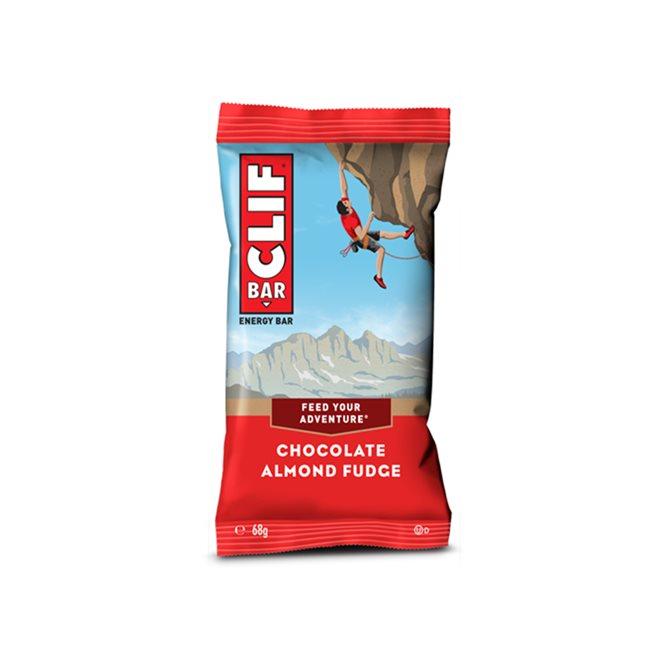 Clif bar Chocolate Almond Fudge, Energibar