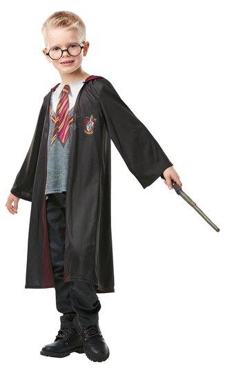 Harry Potter Kostyme Sett Deluxe 3-4 år