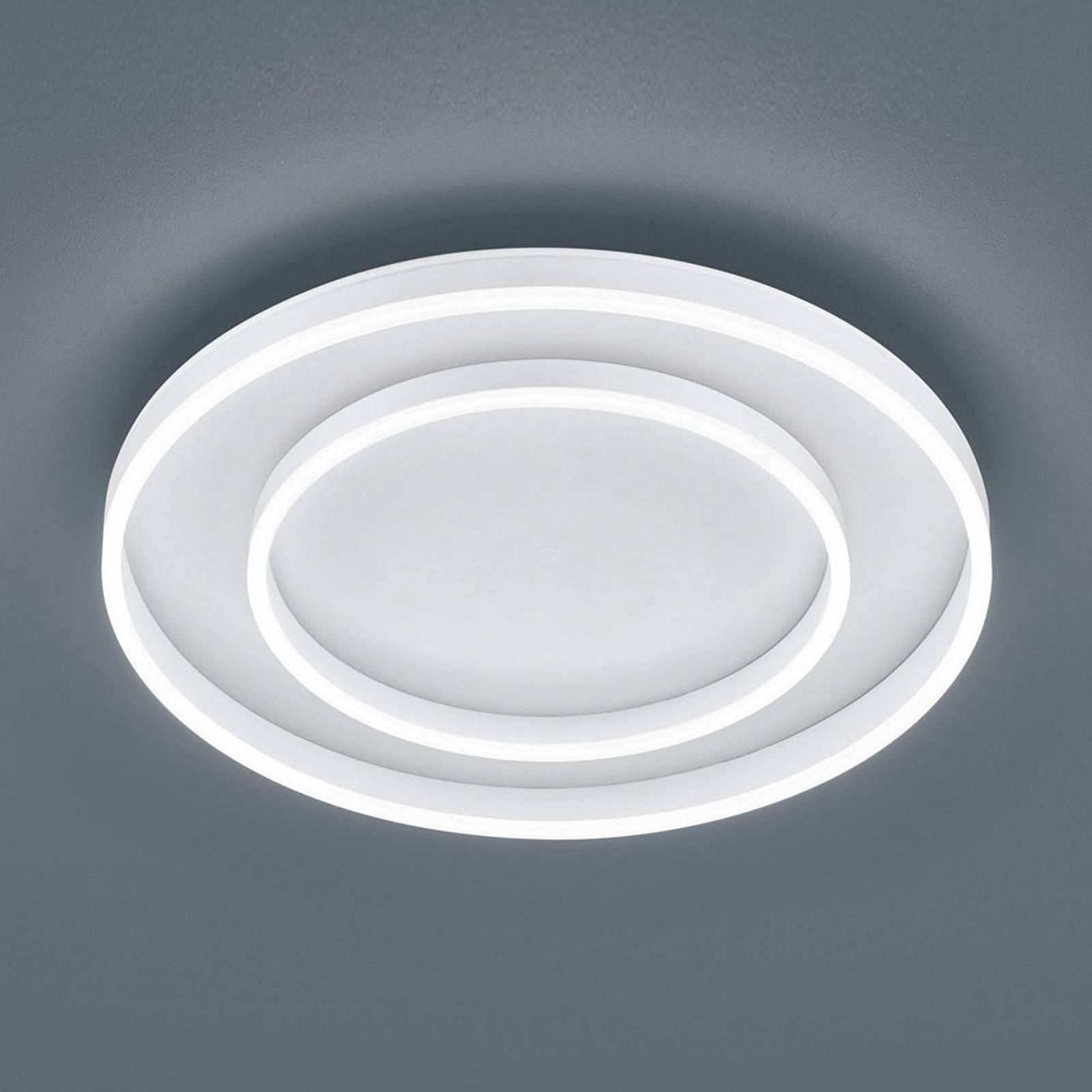 Helestra Sona -LED-kattovalo, himmennettävä Ø60cm