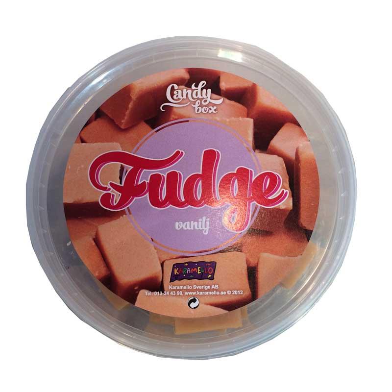 Fudge Vanilj - 60% rabatt