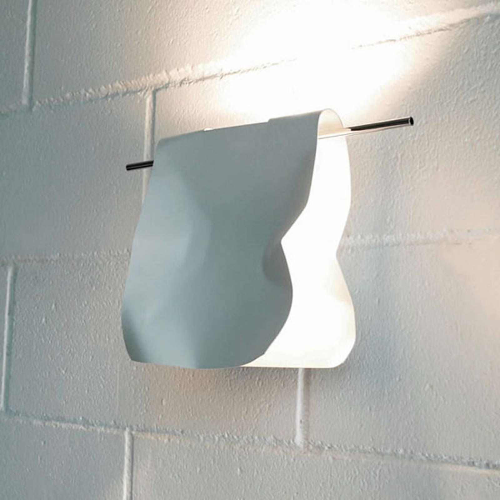 Knikerboker Stendimi - LED-vegglampe, hvit