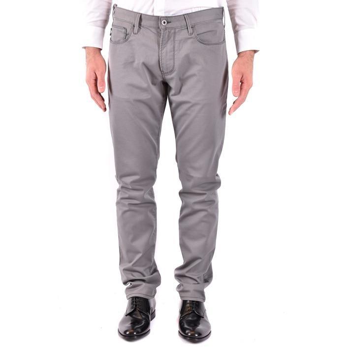 Emporio Armani Men's Jeans Grey 184540 - grey 32