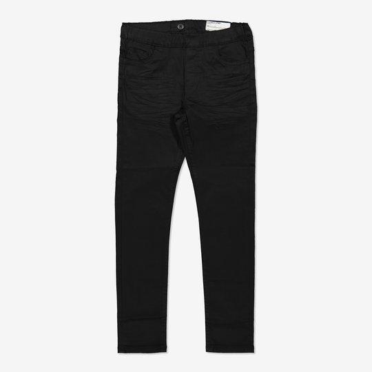 Trekk på bukser svart