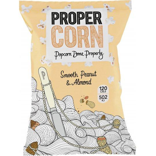 Nöt- & Popcornmix 90g - 67% rabatt