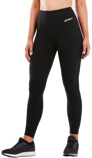 2XU Fitness HiRise Comp Tights, Black XS
