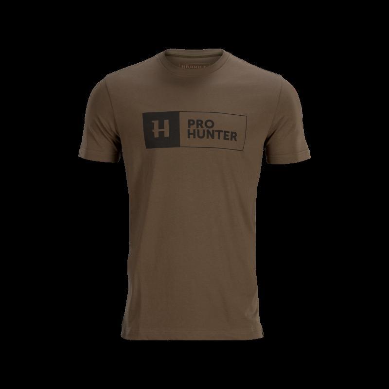 Härkila Pro Hunter S/S t-shirt 4XL Slate Brown
