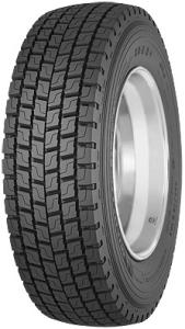 Michelin Remix XDE 2+ ( 315/80 R22.5 156/150L, pinnoitettu )
