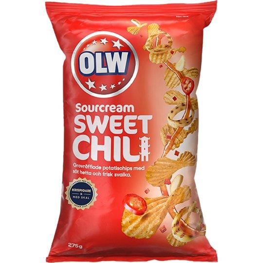 Chips Sourcream & Sweet Chili - 55% rabatt