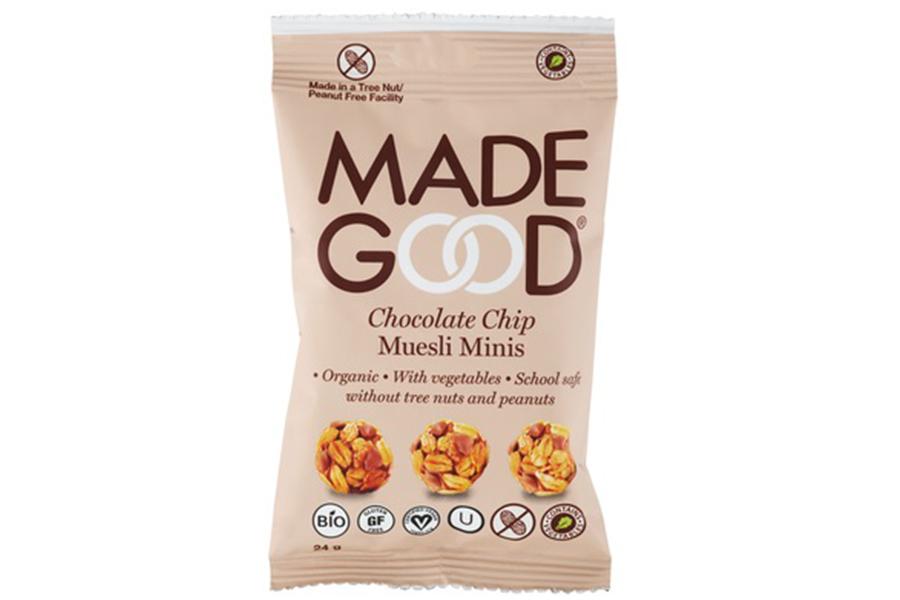 Made Good Granolabollar - Chocolate Chip 24g